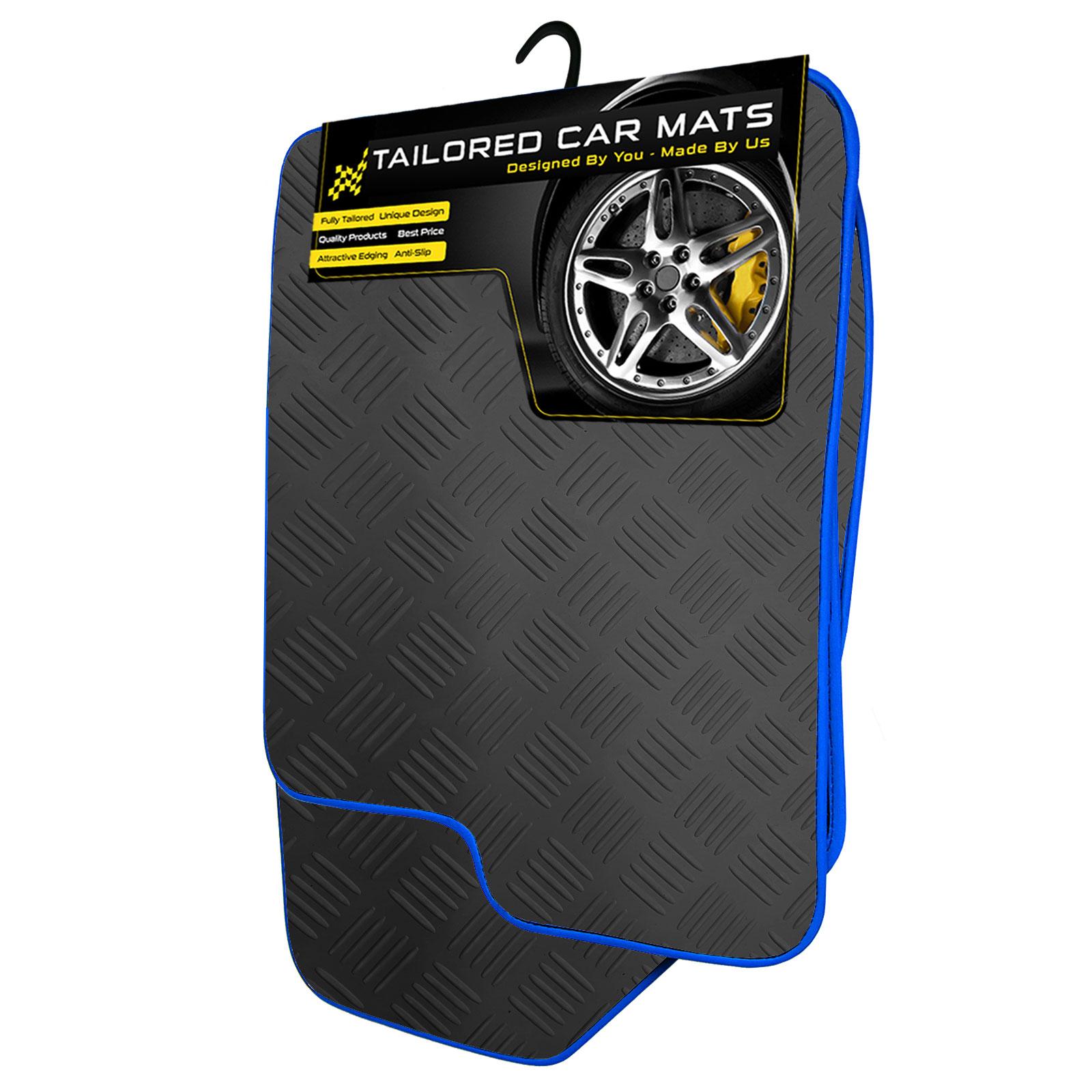bmw z4 2003 - 2008 premium rubber car mats (k) | ebay