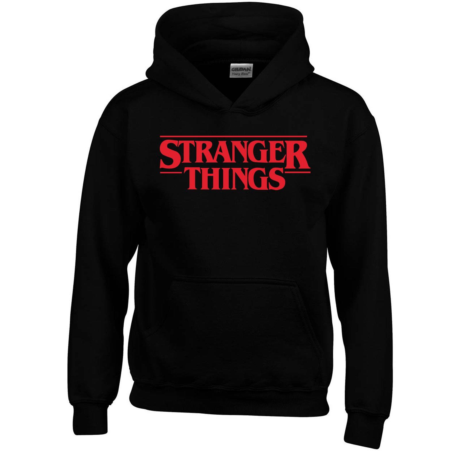 Stranger Things Boys Girls Kids Mens Hoodie Ebay