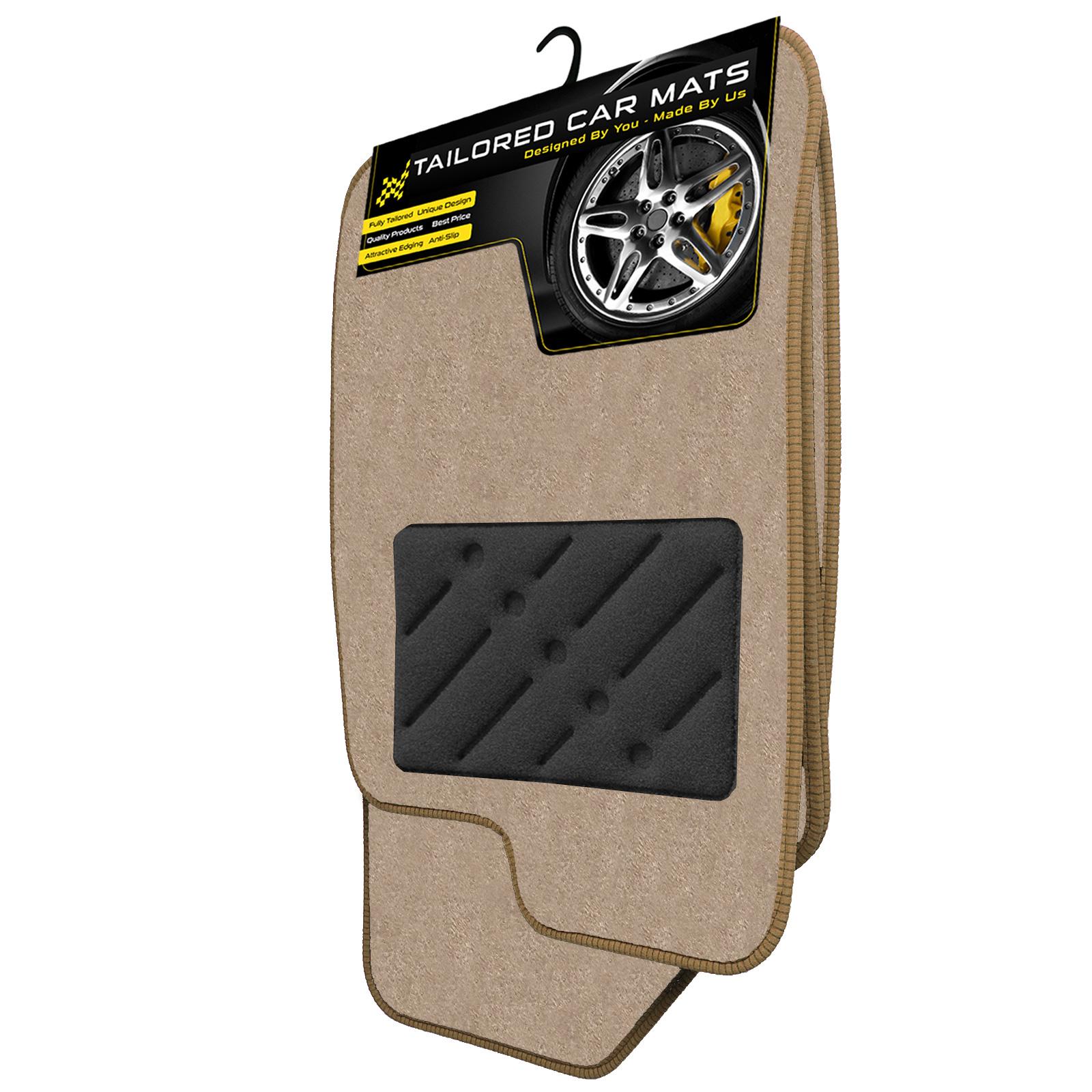Bmw 5 Series G30 2017 Tailored Beige Floor Car Mats E Ebay Image Is Loading