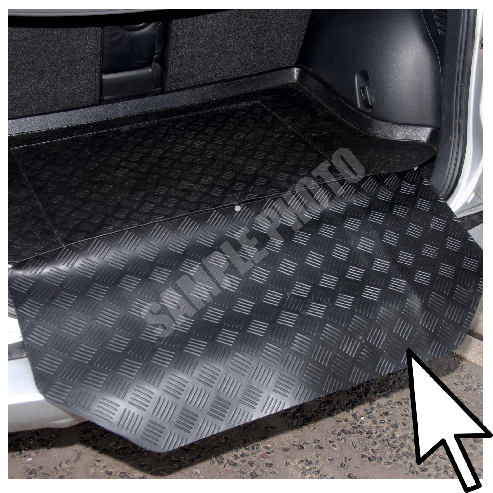 Rubber floor mats for jaguar xf - Item Description