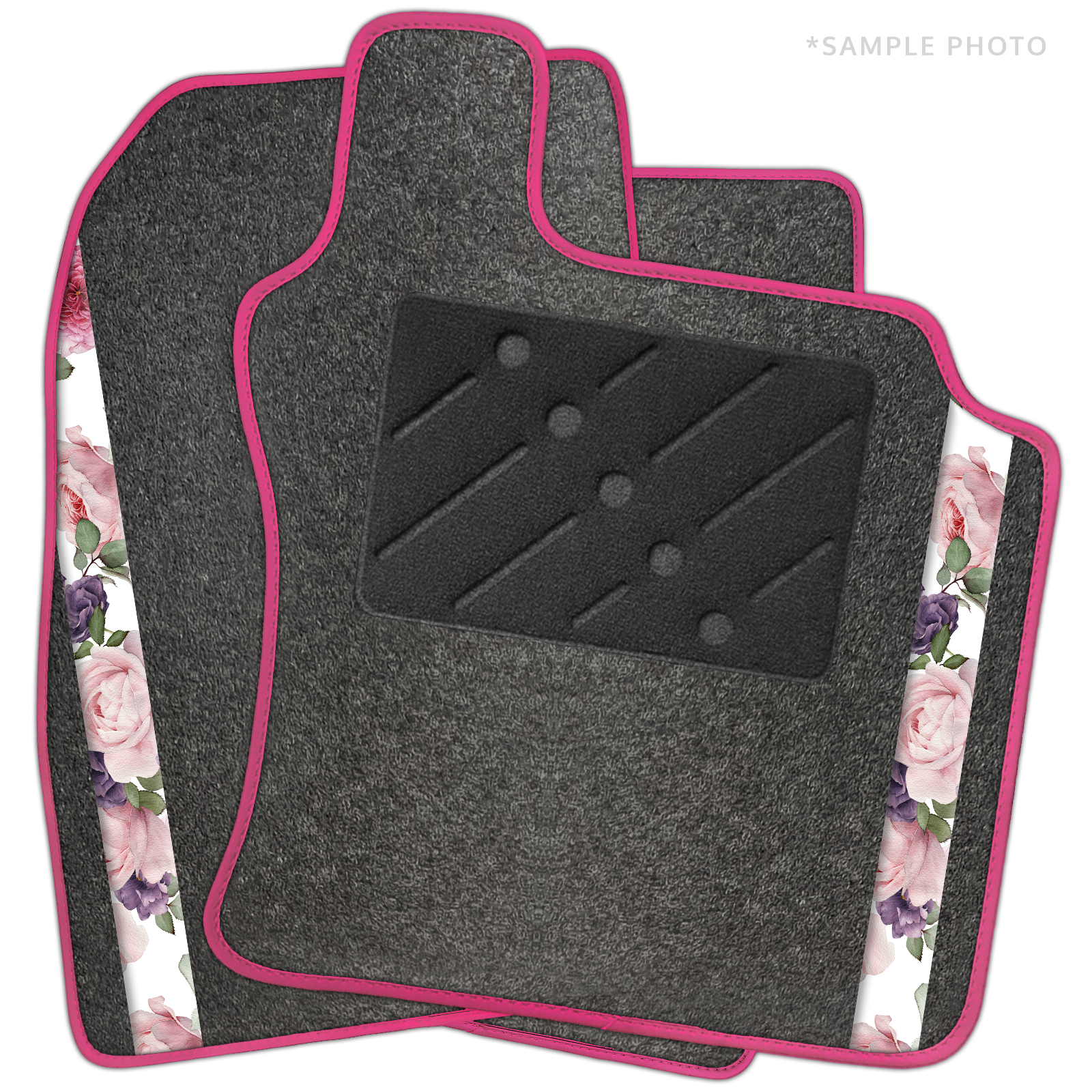 Vw T25 Caravelle Fully Tailored Black Carpet Car Mats