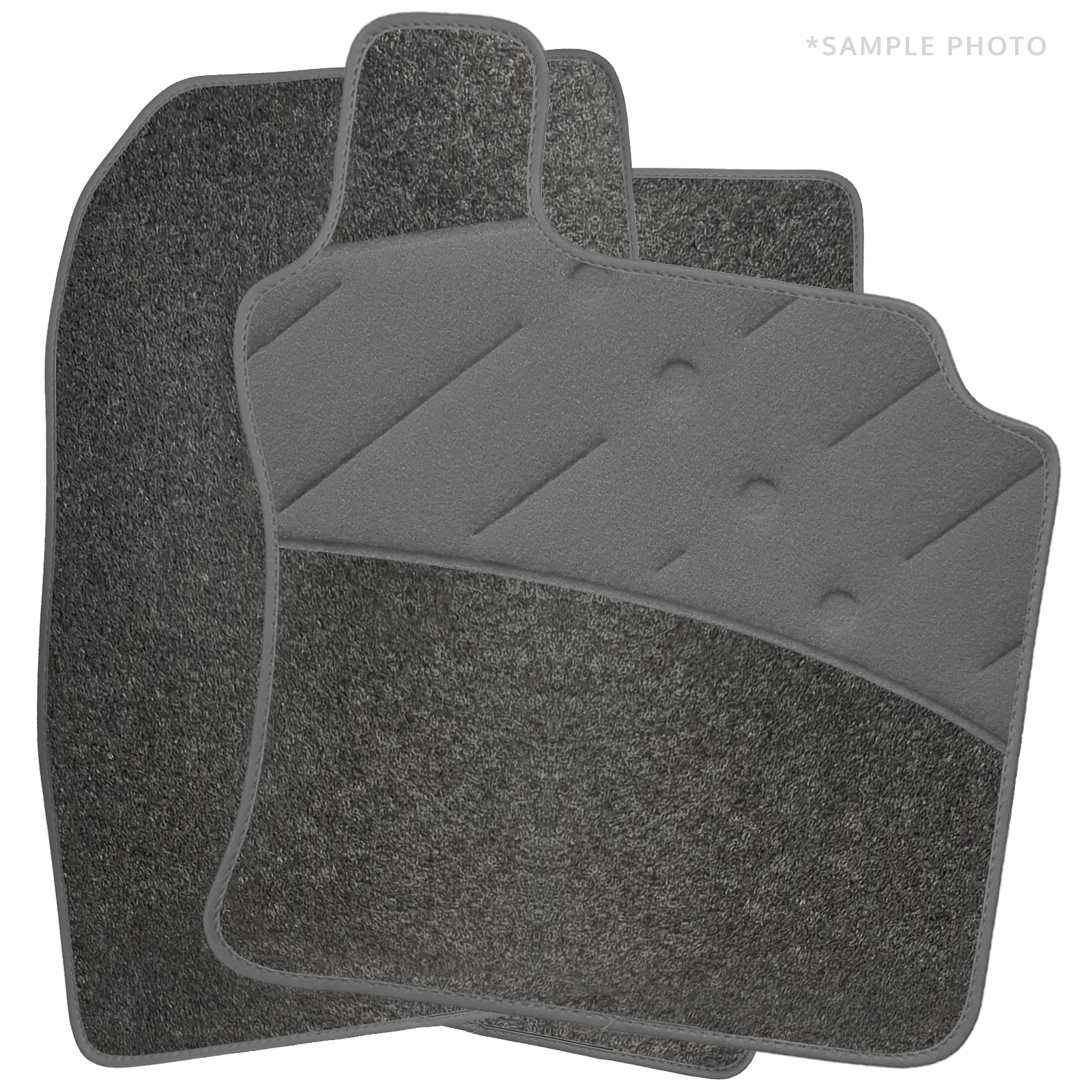 Alfa Romeo 156 Tailored Grey Car Mats 1997-2007