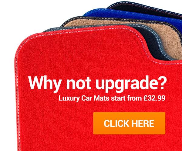 Car Mats to fit Civic Grey Carpet 2006-2012 Weld Wide Heel Pad Fully Tailored Black Heel Pad Grey Ribbed Trim Car Mats