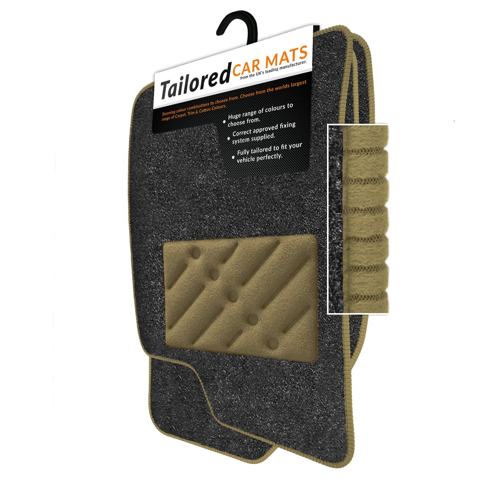 Seat-Tarraco-Car-Mats-2019-Tailored-amp-Heel-Pad-A thumbnail 15