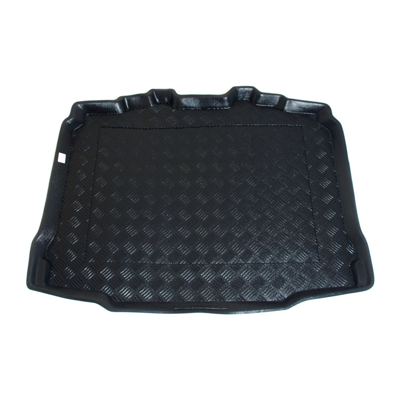 Skoda Yeti 2013 Tyre Inflation Kit Car Boot Liner Tailored Mat EBay