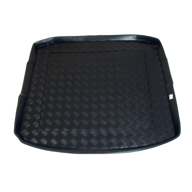 carmats4u Tailored Boot Liner//Mat//Tray for A4 Avant Estate 2008-2015 /& Removable Anti-Slip Anthracite Carpet Insert