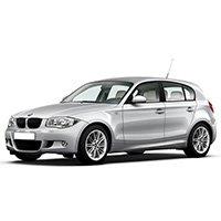 BMW 1 Series (E87) Boot Liner (2004-2011)