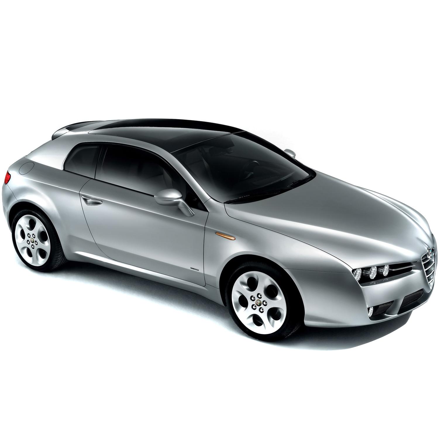 Alfa Romeo Brera 2006 - 2010
