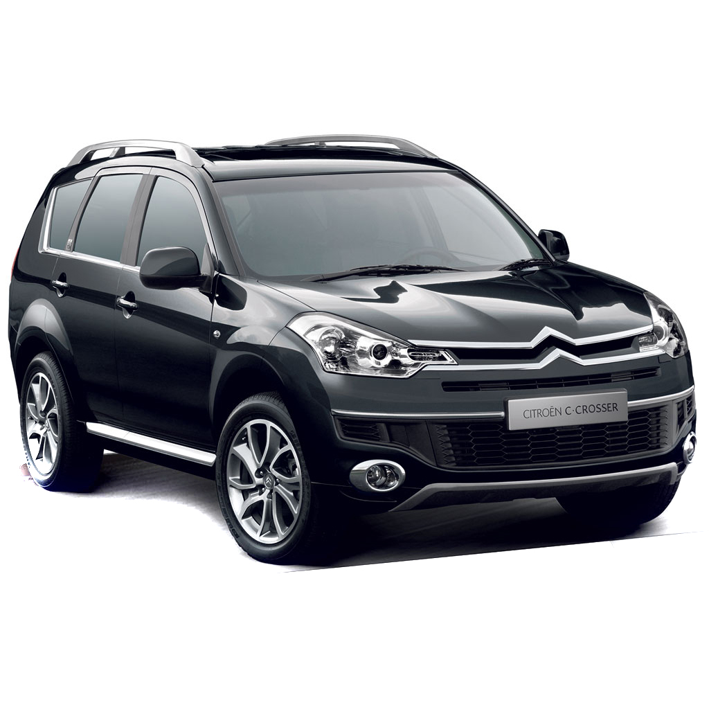 Citroen C-Crosser 2007 - 2012 (manual)