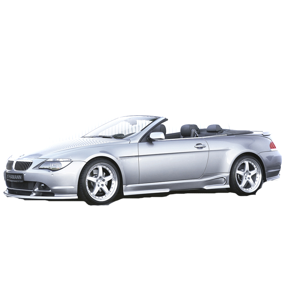 BMW 6 Series (E64) Convertible 2004 - 2011