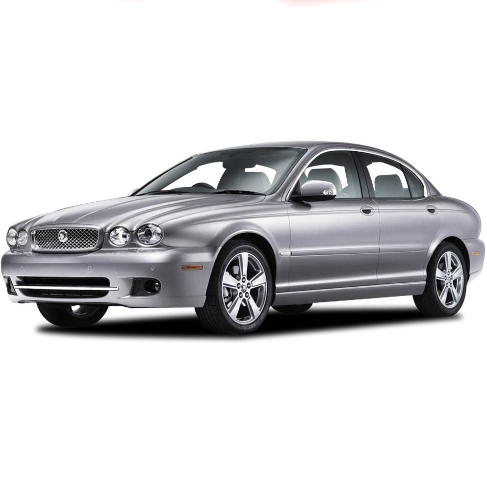 Jaguar X-Type [Petrol] 2003 - 2009