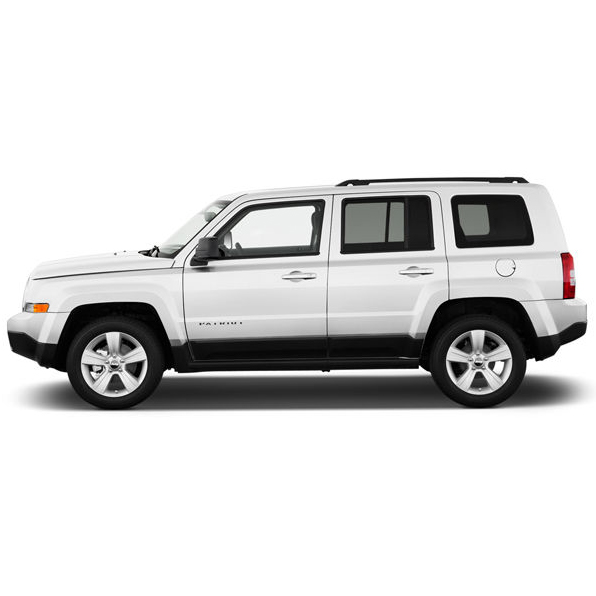 Chrysler Jeep Patriot 2007 Onwards