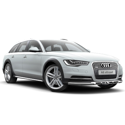 Audi A6 Allroad (second gen. C6) 2006-2011