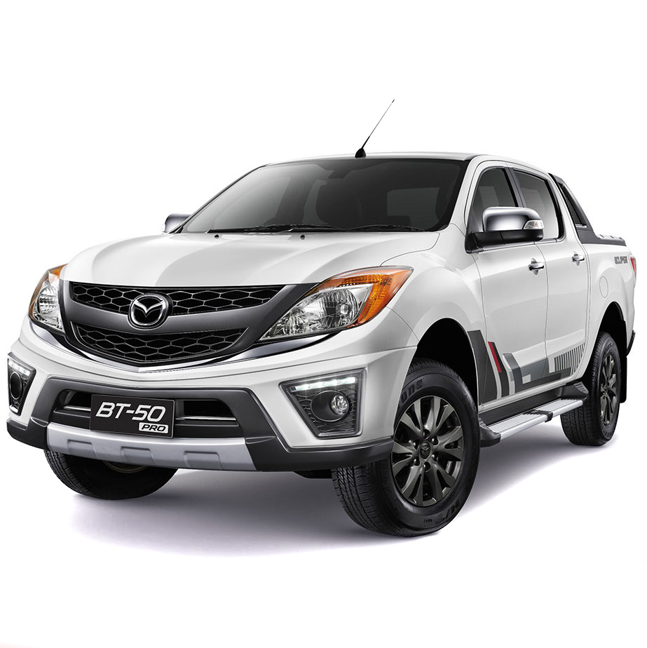 Mazda BT-50 Double Cab & BT-50 Single Cab 2008 Onwards