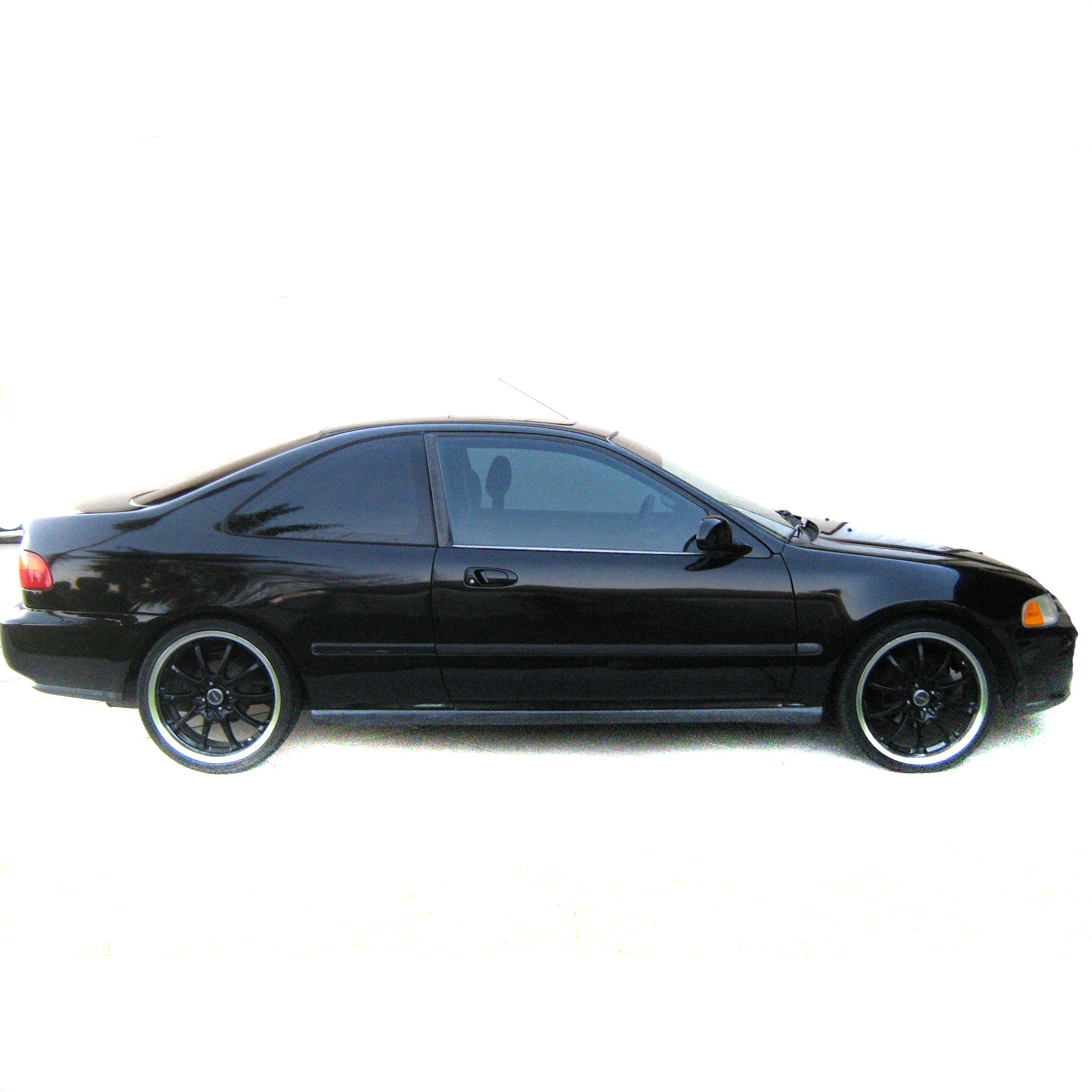 Honda Civic Coupe (All Models)
