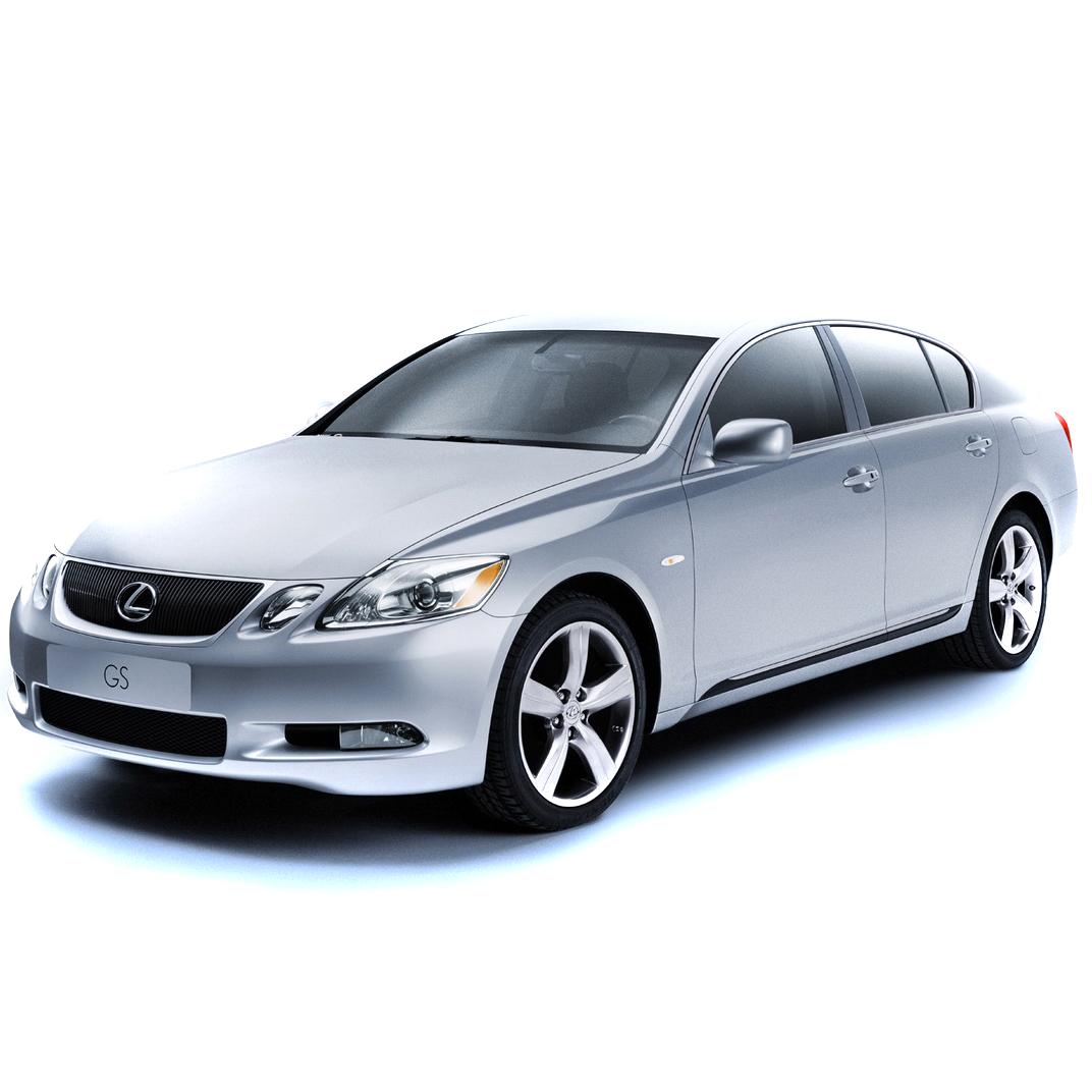 Lexus GS300 & GS430 2007 - 2011