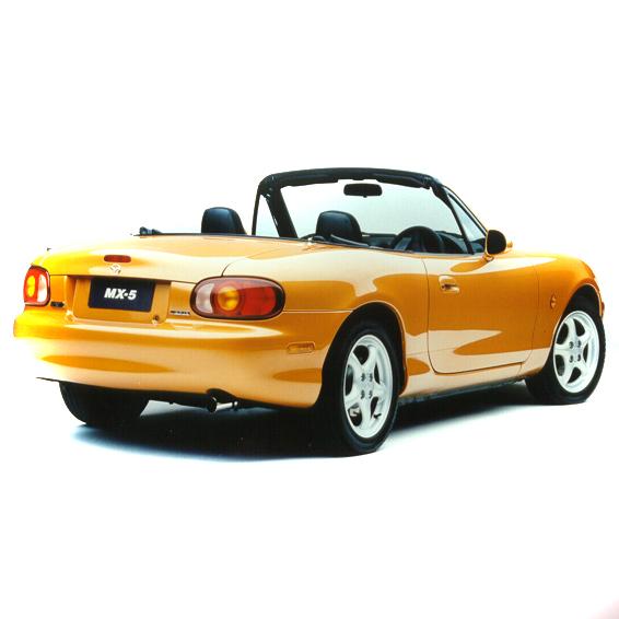 Mazda MX 5 (1st gen) 1989-1998