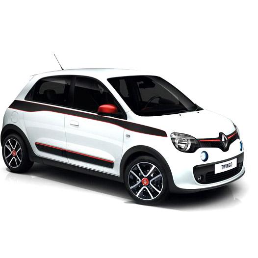 Renault Twingo Boot Liner (2008 - 2014)