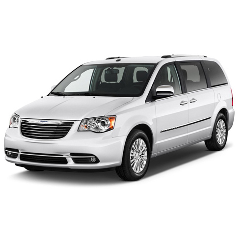 Chrysler Grand Voyager 2008 Onwards