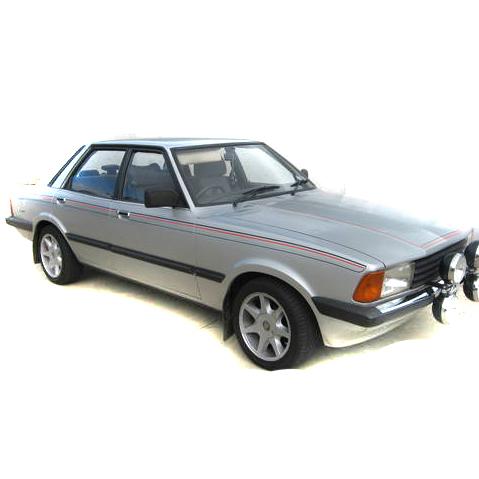 Ford Cortina Mk 5 1979-1982