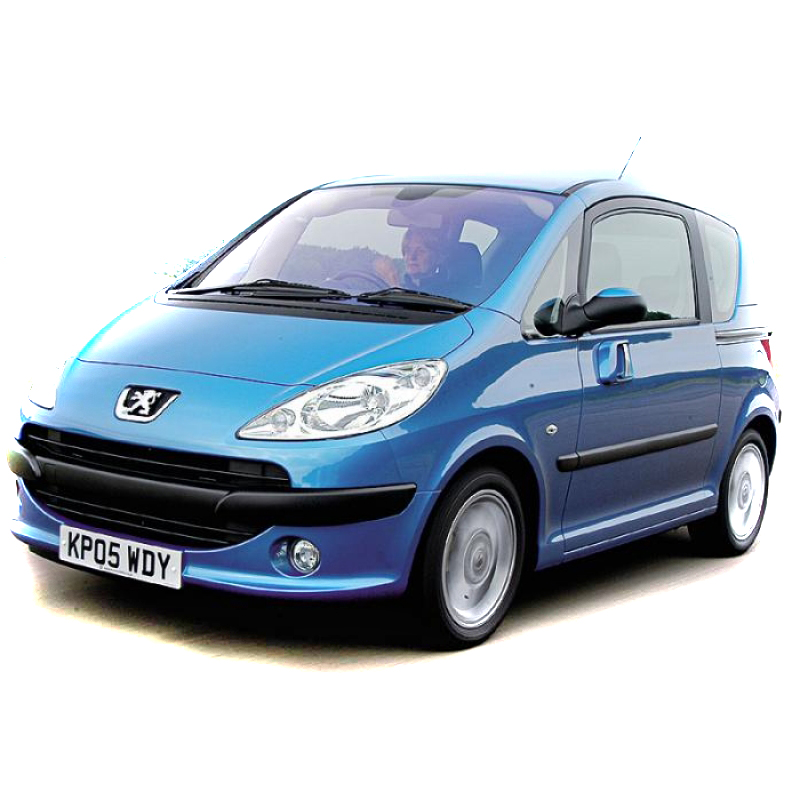 Peugeot 1007 2005 Onwards