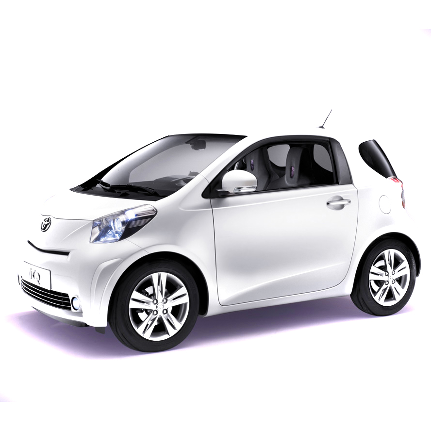 Toyota IQ (Manual) 2008 Onwards