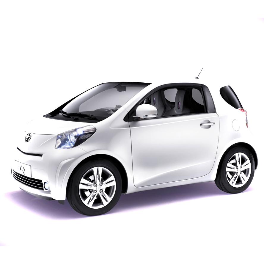 Toyota IQ (Manual) 2008 Onwards