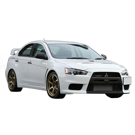 Mitsubishi Evolution 10 2009 - 2016 (automatic)