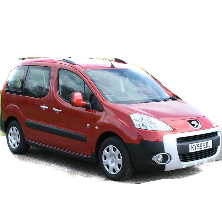 Peugeot Partner Tepee 2008 - 2018