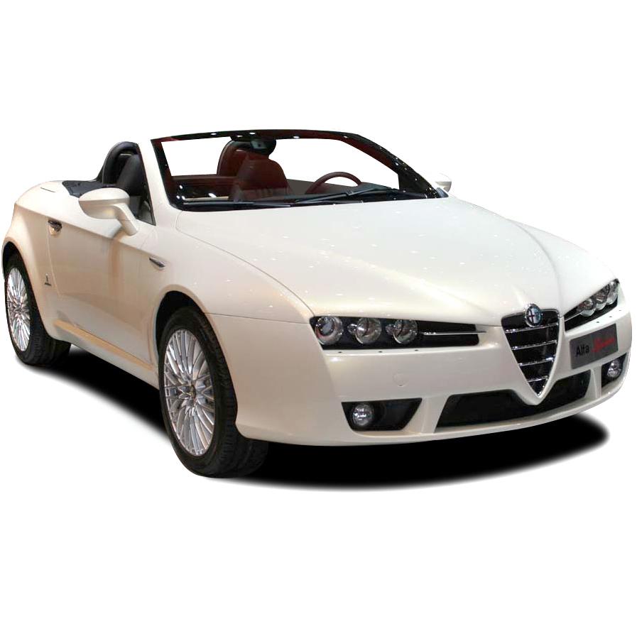 Alfa Romeo Spider 2006 - 2010