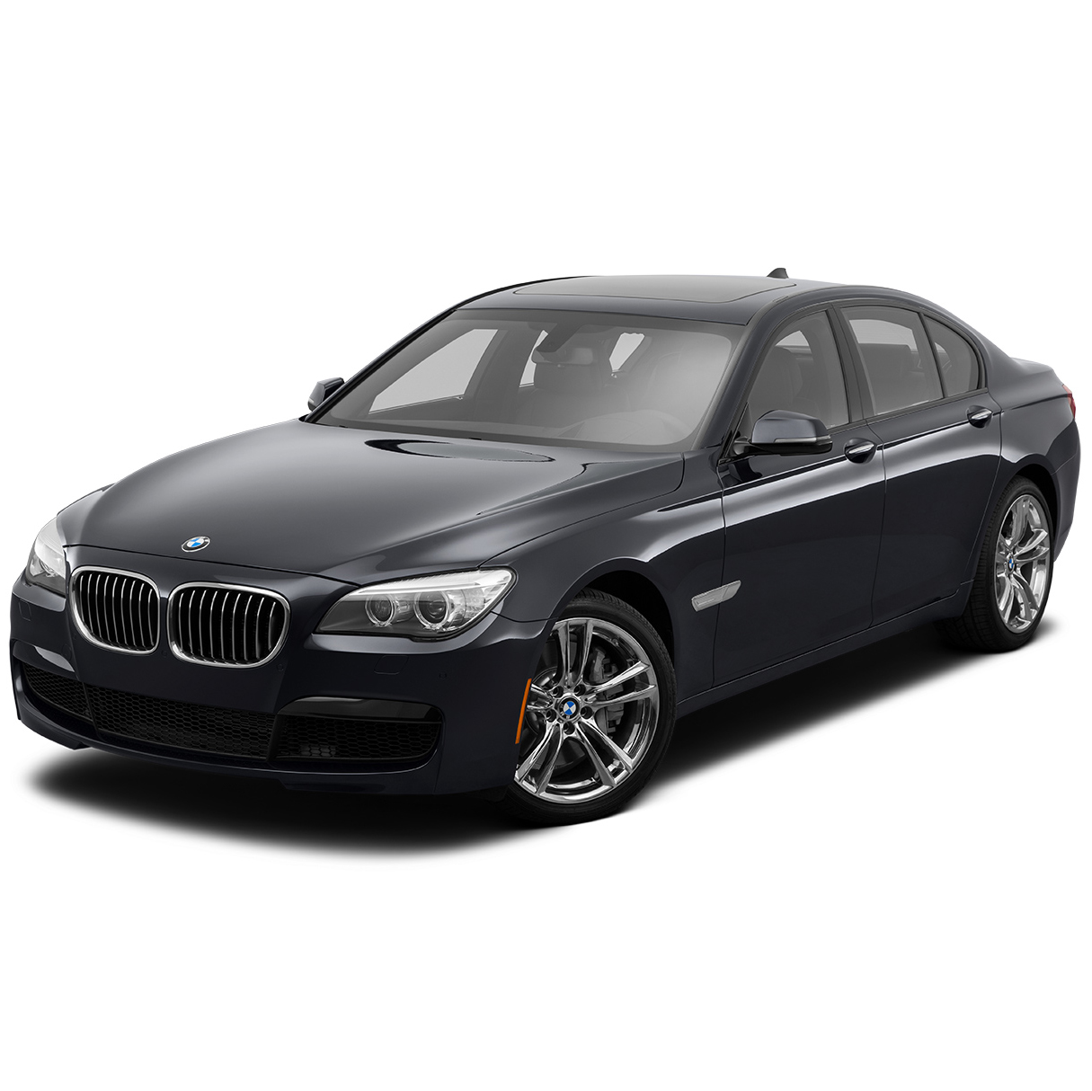 BMW 7 Series Car Mats (All Models)