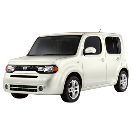 Nissan Cube 2008 Onwards