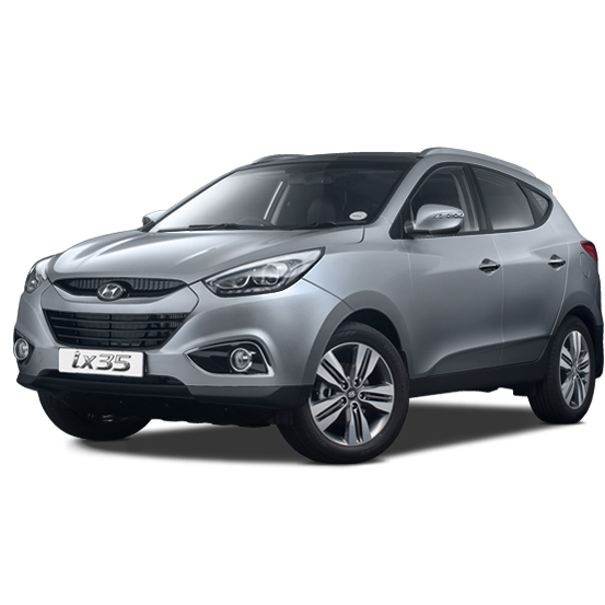 Hyundai IX35 2009 Onwards