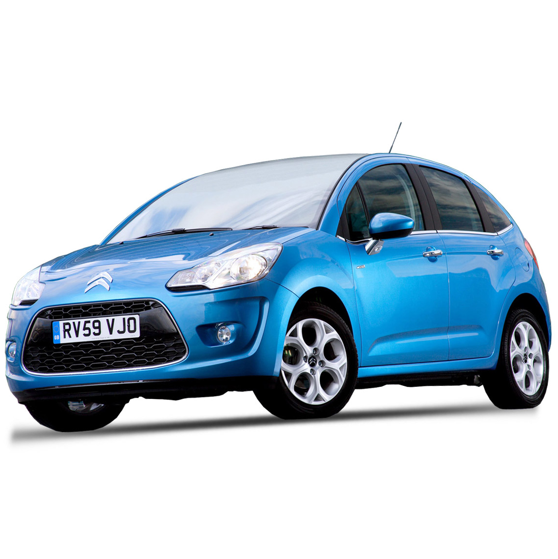 Citroen C3 2nd gen & DS3 2009 - 2016