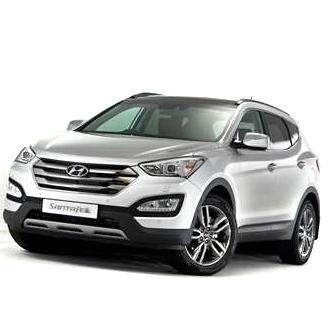 Hyundai Santa Fe 2010 - 2012