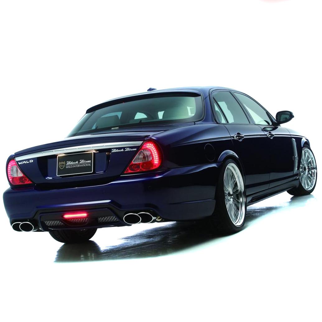 Jaguar XJ (X350) SWB & LWB 2003-2007