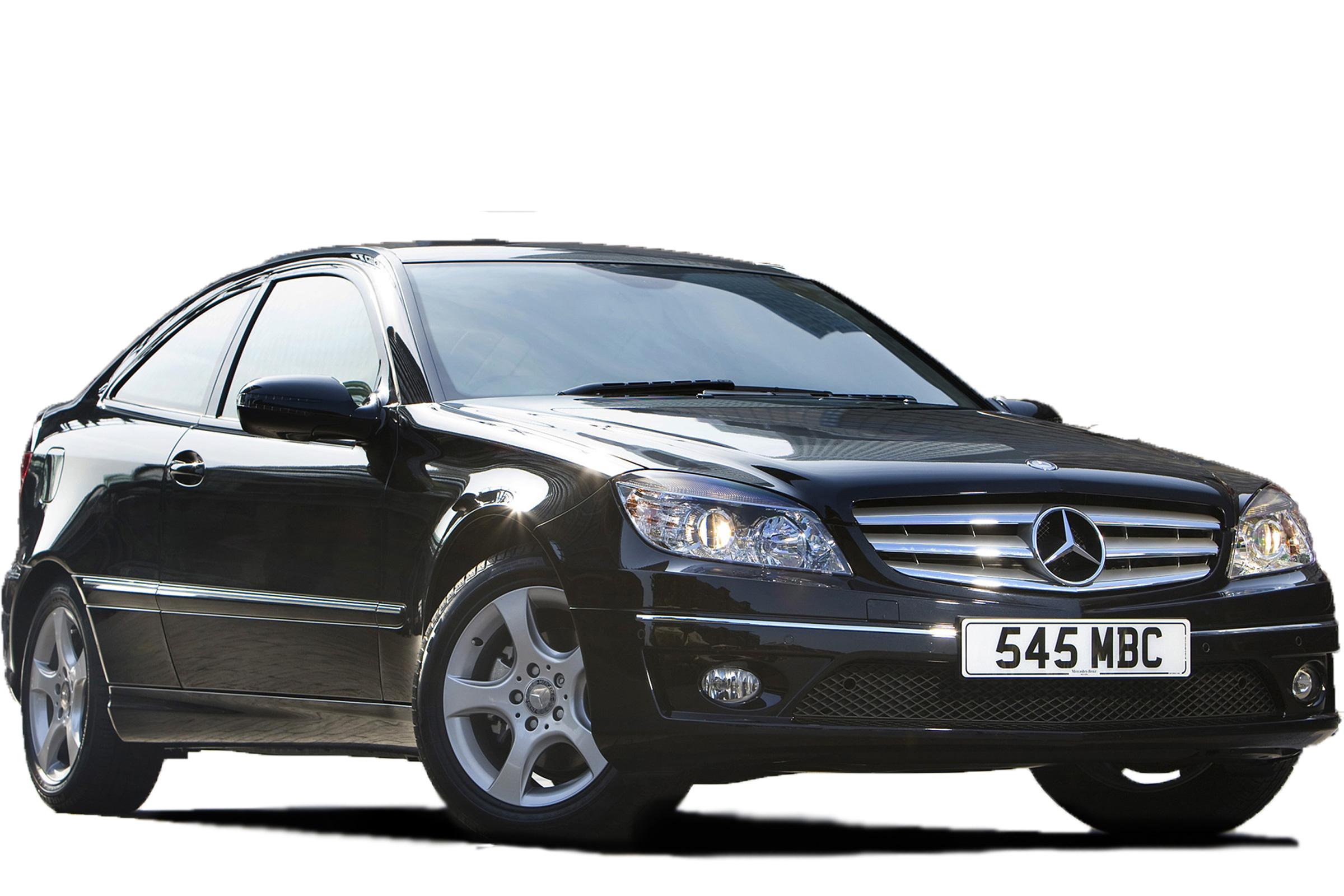 Mercedes CLC Car Mats