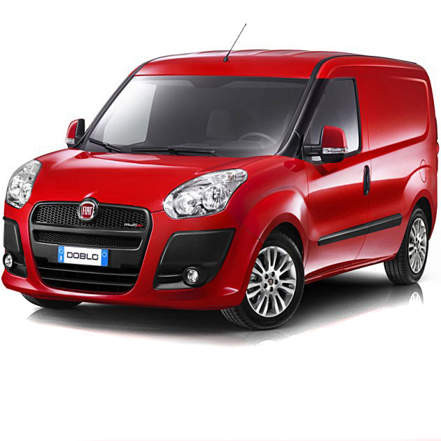 Fiat Doblo II 2010 Onwards