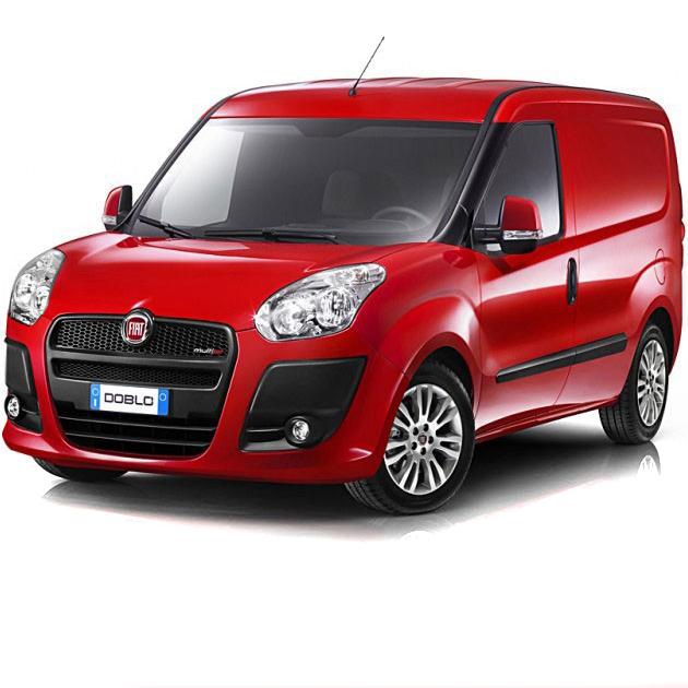 Fiat Doblo Car Mats (All Models)