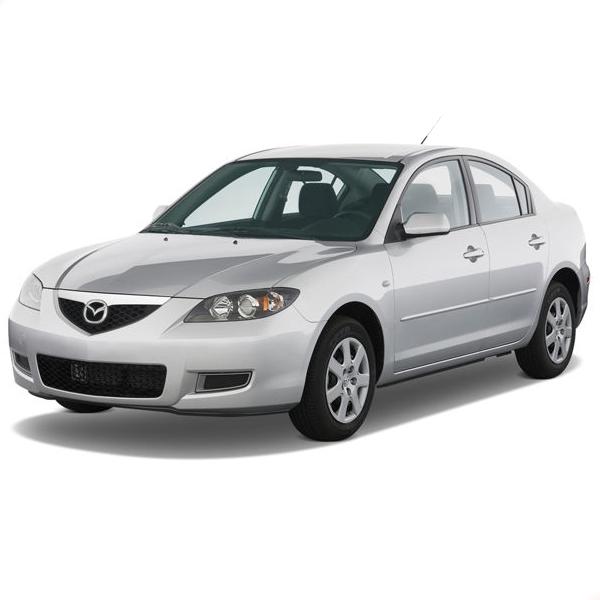 Mazda 3 (2nd Gen) 2009 - 2013