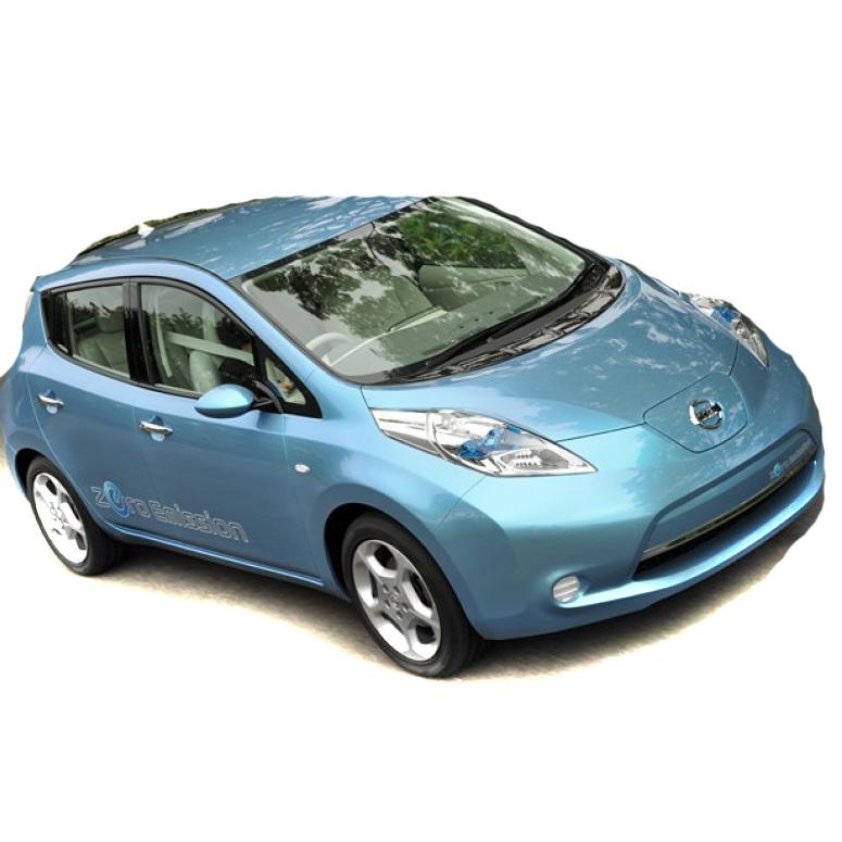 Nissan Leaf 2010-2013