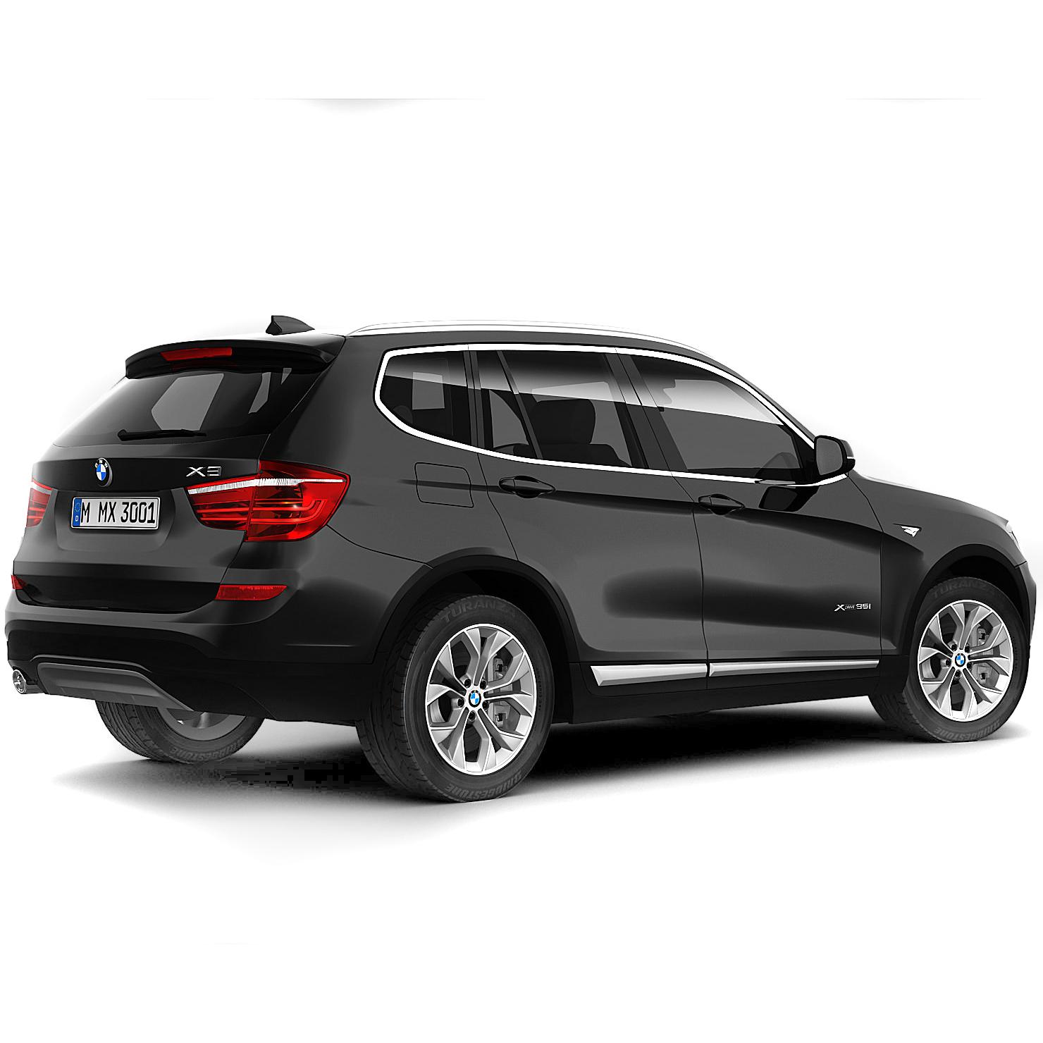BMW X3 2011 - 2017
