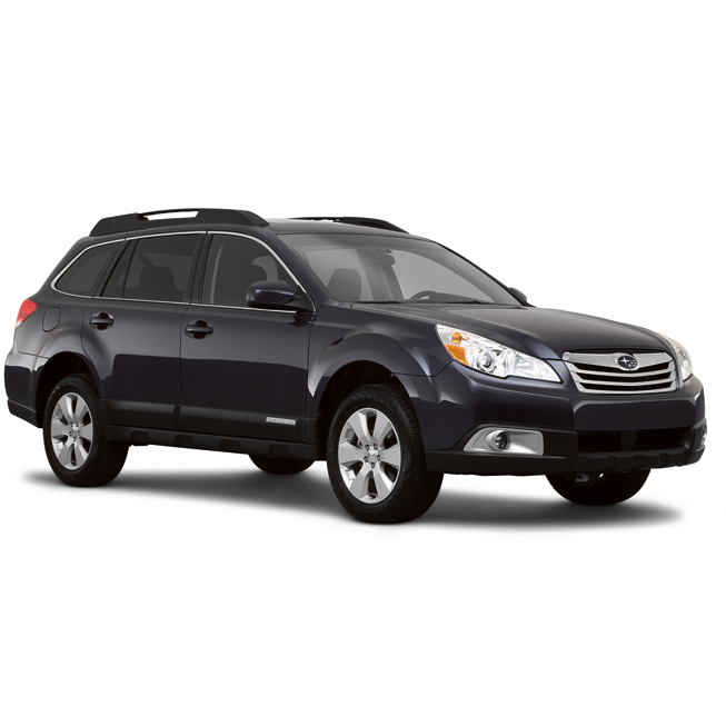Subaru Legacy Outback 2009 to 2013