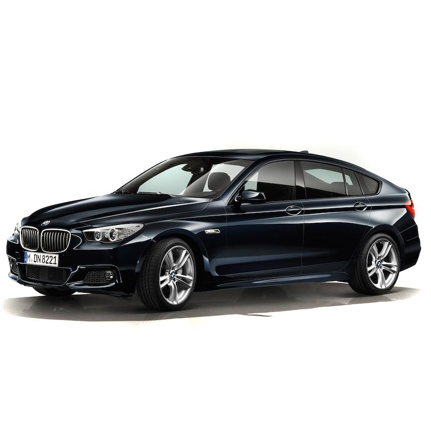 BMW 5 Series GT 2009 - 2017