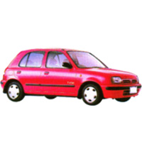 Nissan Micra 1982-1993