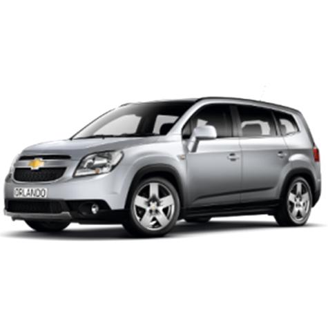 Chevrolet Orlando 2010 Onwards