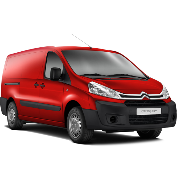 Citroen Dispatch (Van) 2007 - 2016