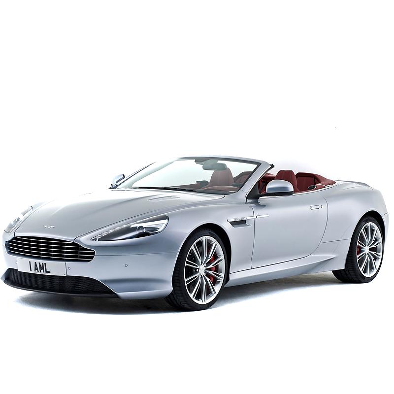 Aston Martin DB9 2004 2012