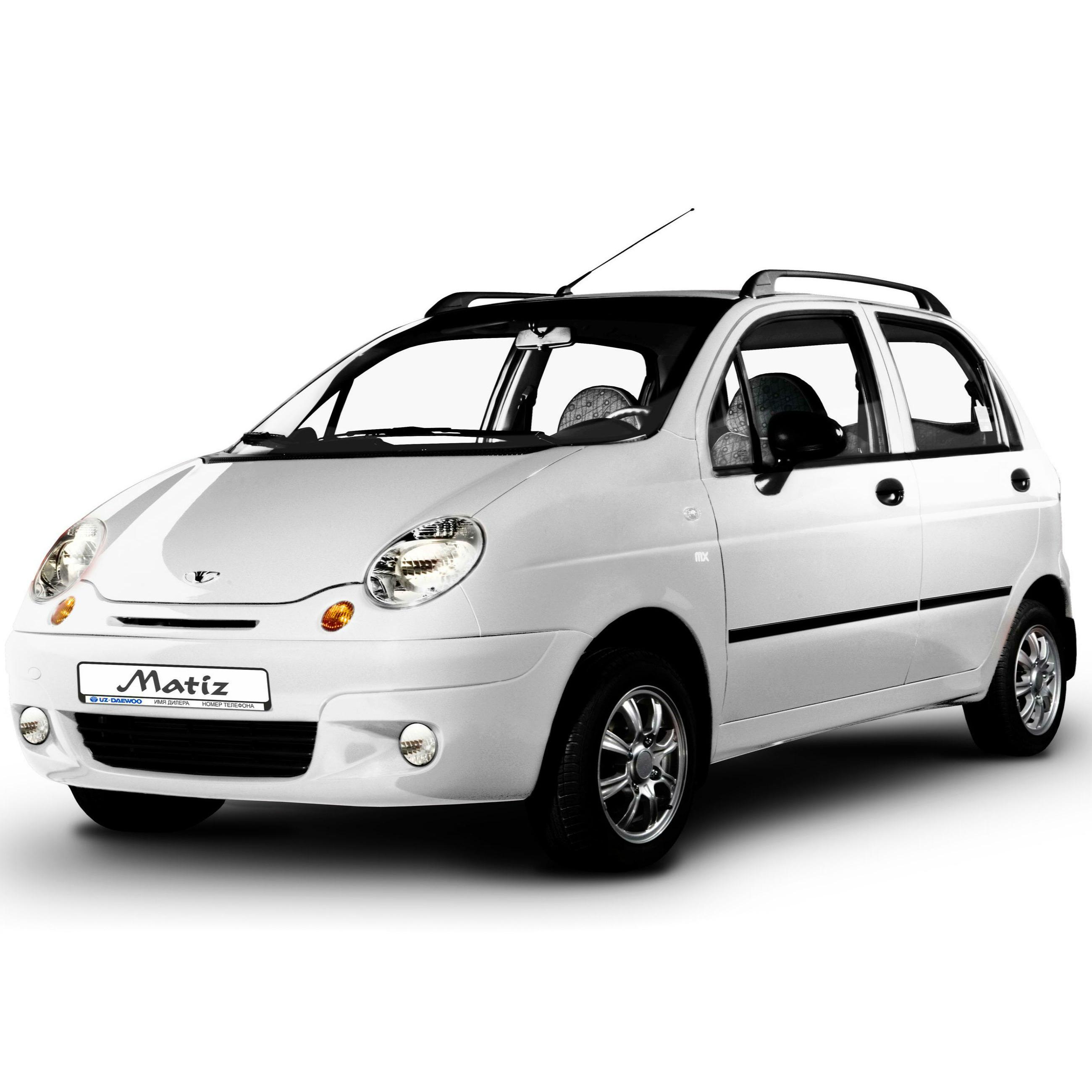 Daewoo Matiz 1998-2005