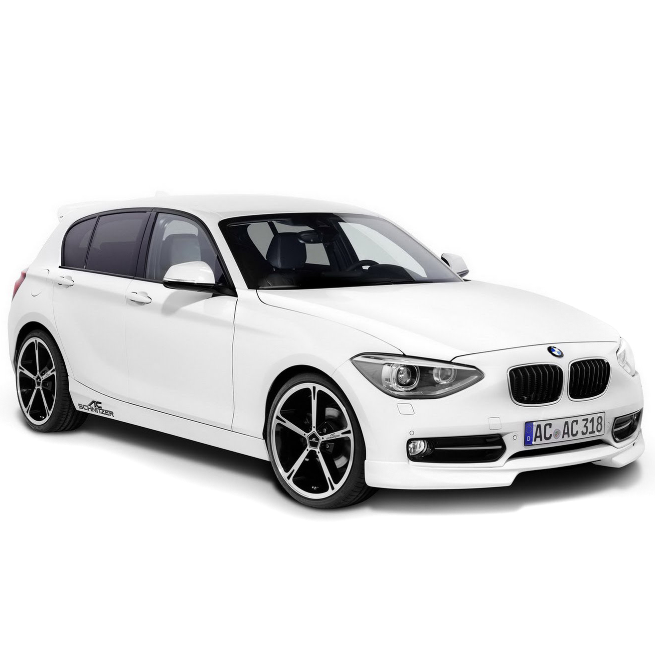 BMW 1 Series (F20) 2011 - 2019